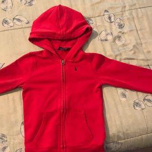 Ralph Lauren shirt jacket